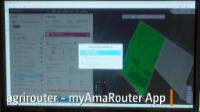 Video myAmaRouter-App - agrirouter  29 MB  05.10.2020